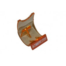 Oi Communications Phone Display Holder Orange