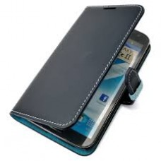 iPhone 6 Plus Black Wallet Pouch