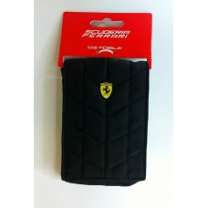 Genuine Ferrari Universal Black Flip Case