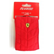 Genuine Ferrari Universal Red Flip Case