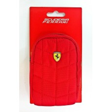 Genuine ferrari universal red zip case