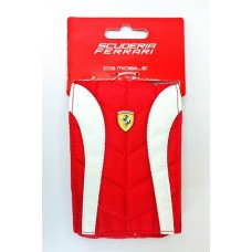 Genuine Ferrari Universal Red/white Flip Case