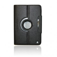 ipad mini 360 turn case black with magenetic flap