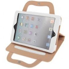 ipad mini hand bag case white