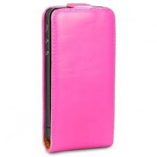 iphone 4G 4S Hot Pink Flip Case