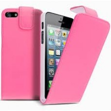 iphone 5 pink flip chic case