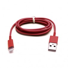 iPhone 5 USB Cable Red