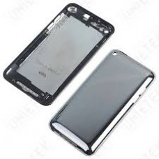 iPod Touch 4 Back Silver Housing