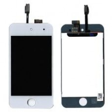 ipod touch 4 Lcd with Digitizer White