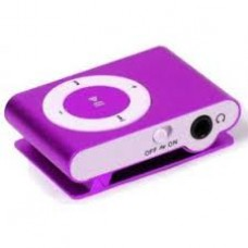 micro sd mp3 player purple