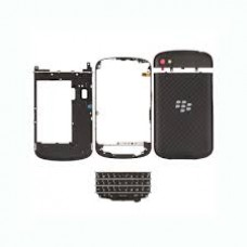 Blackberry Q10 Complete Black Housing