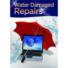 Water Damaged Repairs Poster