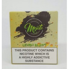 Mojito Lemon Blast 3MG 3 x 10ml Vape Juice Liquid