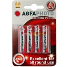 AGFA Everyday Power Zinc AA Pack of 4