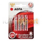 AGFA Everyday Power Zinc AAA Pack of 4