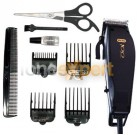 Wahl 100 Series-10 Piece Hair Cutting Kit Mains Clipper/Trimmer 79233-017