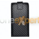 Carbon Fibre Flip Case BB 9900 Black