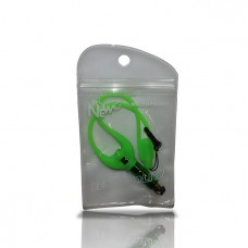 Stylus With Rubber Holder Green