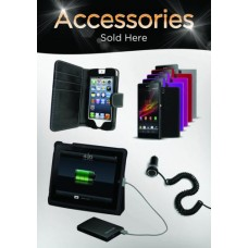 Accessories Sold Here Poster