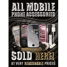 All Accessories Poster Laminated