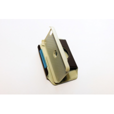 iphone 5 360 turn stand case Brown