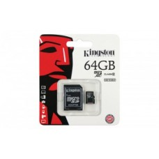 KIngston 64GB Micro Sd Blistered