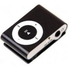 micro sd mp3 player black