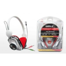 Pc Headphone with Mic 8308
