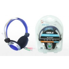 Pc Headphone with Mic WL-370