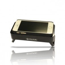 Wireless induction Sound Speaker Black