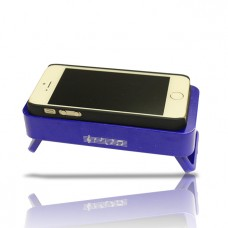 Wireless induction Sound Speaker Blue
