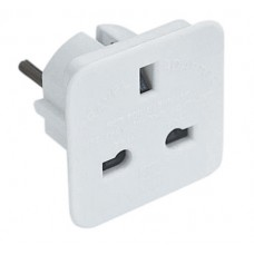 UK To EU Euro Europe European Travel Adaptor