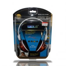 weile WL-8318MV Pc/Laptop Headphones With Mic