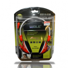 weile WL-8319MV Pc/Laptop Headphones With Mic