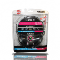 weile WL-944MV Pc/Laptop Headphones With Mic